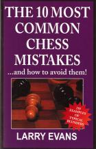 10 most common chess mistakes and how to avoid them book cover