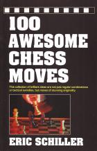 100 awesome chess moves book cover
