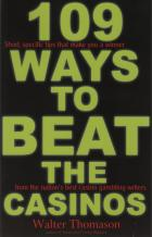 109 ways to beat casinos book cover
