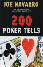 200 poker tells book cover