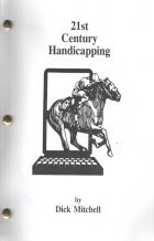 21st century handicapping book cover