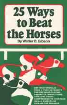 25 ways to beat the horses book cover