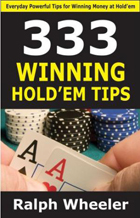 333 Winning Hold'em Tips