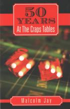 50 years at the craps tables book cover