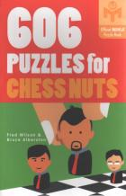 606 puzzles for chess nuts book cover