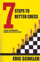 7 steps to better chess book cover