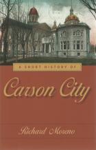 a short history of carson city book cover