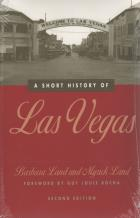 a short history of las vegas book cover