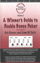 a winners guide to double bonus poker book cover
