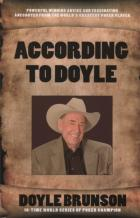 according to doyle book cover