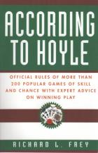 according to hoyle book cover