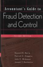accountants to guide fraud detection book cover