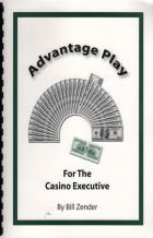 advantage play for the casino executive book cover