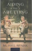 aiding and abetting hardcover book cover