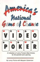 americas national game of chance video poker book cover