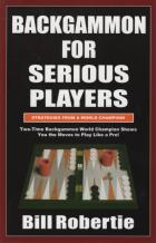 backgammon for serious players book cover
