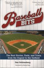 baseball bits the best stories facts and trivia book cover