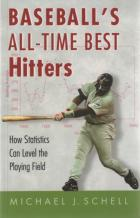 baseballs alltime best hitters book cover