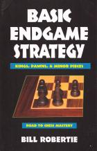 basic endgame strategies kings pawns  minor pieces book cover