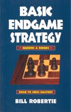 basic endgame strategy queens  rooks book cover