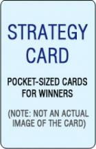basic pass line strategy card book cover