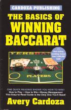 basics of winning baccarat book cover