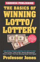 basics of winning lotto lottery book cover