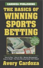 basics of winning sports betting book cover