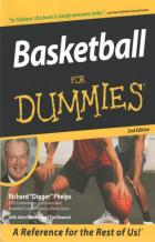 basketball for dummies book cover