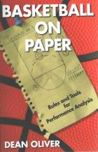 basketball on paper book cover