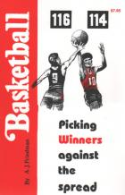 basketball picking winners against the spread book cover