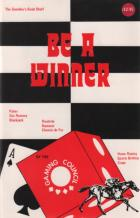 be a winner book cover