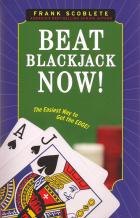 beat blackjack now book cover
