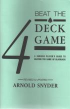 beat the 4 deck game book cover