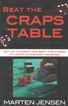 beat the craps table book cover