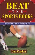 beat the sports books an insiders guide to betting the nfl book cover
