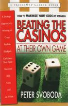beating casinos at their own game book cover