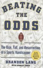 beating the odds rise  fall of a sports handicapper book cover