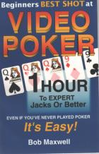 beginners best shot at video poker book cover