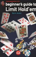 beginners guide to limit holdem book cover
