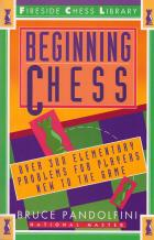beginning chess over 300 elementary problems book cover