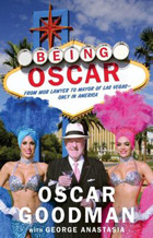 being oscar goodman new book