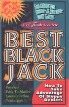 best blackjack book cover