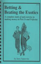 betting  beating the exotics book cover