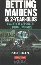 betting maidens and twoyearolds book cover