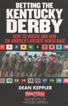 betting the kentucky derby book cover