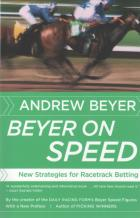 beyer on speed new strategies for racetrack betting book cover
