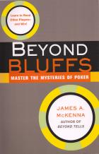 beyond bluffs master the mysteries of poker book cover
