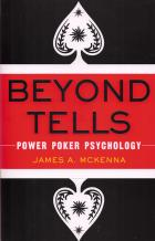 beyond tells power poker psychology book cover