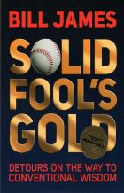 bill james solid fools gold detours to conventional book cover